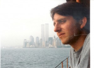 That's me circa 1992 visiting Manhattan