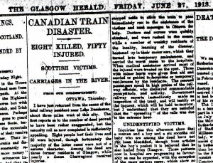Glasgow Herald, Fri 17 June 1913
