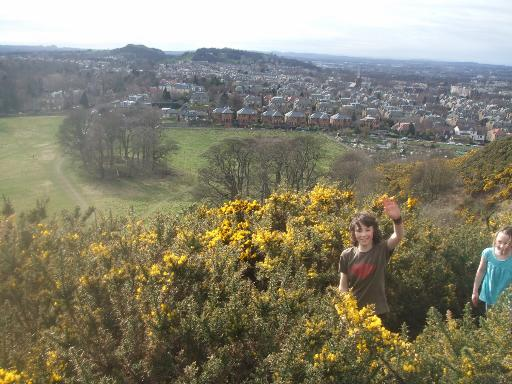 Blackford Hill, Edinburgh