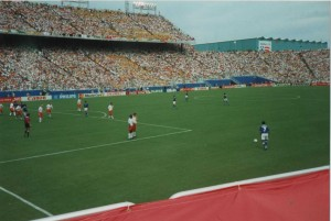 Brazil vs Netherlands, Dallas 1994